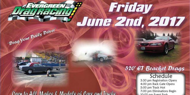 June 2nd 520′ Drags!