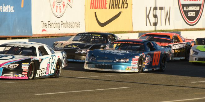 Big Field Gearing Up for Mark Galloway 150 At Evergreen Speedway