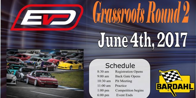 Grassroots June 4th 2017 Pre-Registration Page