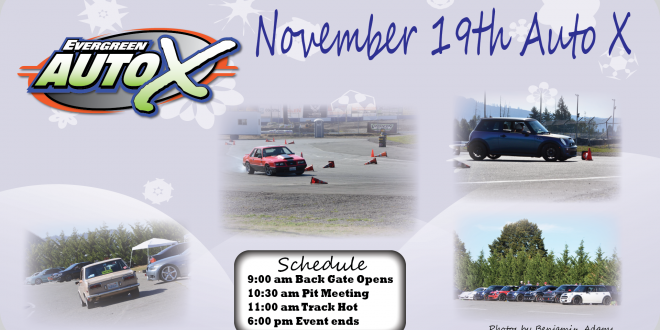 November 19th Auto X