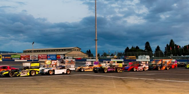 Evergreen Speedway Super Speedway Of The West