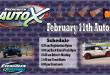 February 11th, 2018 Auto X