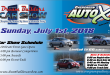 July 1st Auto X at Dreambuilder's Car Show