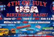 July 4th, 2018 USA Birthday Bash at Evergreen