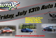Friday, July 13th, 2018 Auto X powered by 425 Motorsports