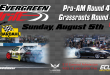 Evergreen Drift Pro-Am & Grassroots Round 4 Powered by Barhdal