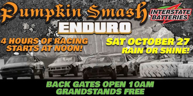 2018 Pumpkin Smash Enduro
