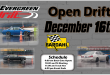 December 16th Open Drift Powered by Bardahl