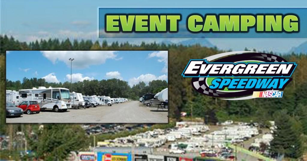 Camping Evergreen Speedway