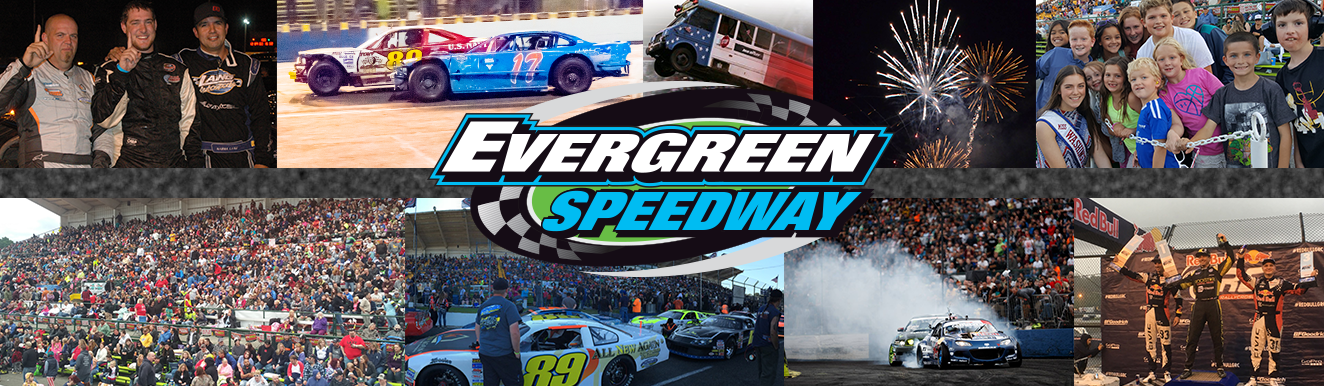 Evergreen Speedway – Super Speedway of the West