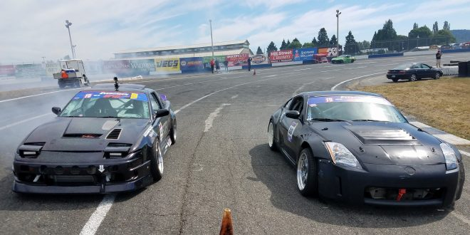 Evergreen Drift ProAm Round 3 Results!