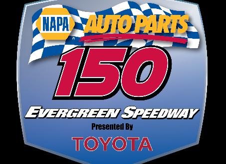 NASCAR K&N Pro Series West Returns to Evergreen Speedway
