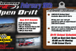 February 10th, 2018 Drift School/Open Drift
