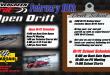 February 10th, 2018 Drift School/Open Drift