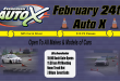 February 24th Auto X Registration