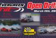 March 11th Open Drift Registration