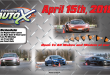 2018 April 15th AutoX  Registration