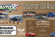 Crafts & Cars September 15th Auto X Powered by 425 Motorsports
