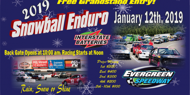2019 Snowball Enduro Powered By Interstate Batteries