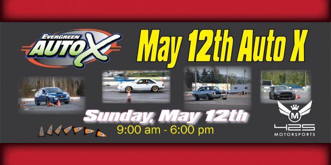 AutoX May 12th!