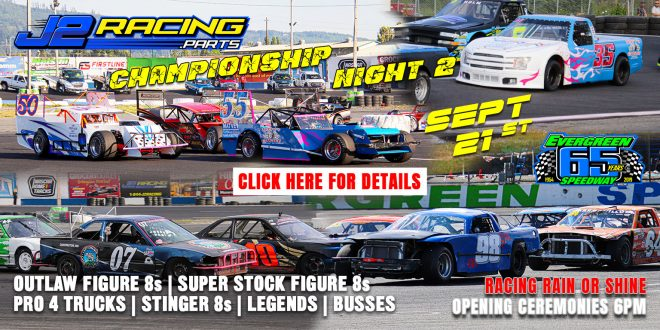 Sept 21st Championship Night #2