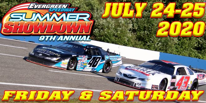 2020 Summer Showdown Date Announced