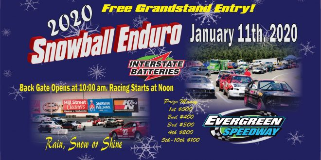 2020 Interstate Batteries Snowball Enduro