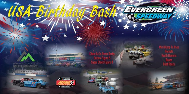 USA Birthday Bash Presented by Northwest Motorsport