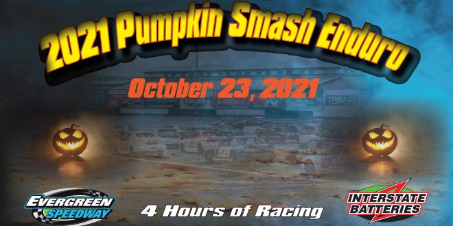 2021 Interstate Batteries Pumpkin Smash Enduro!